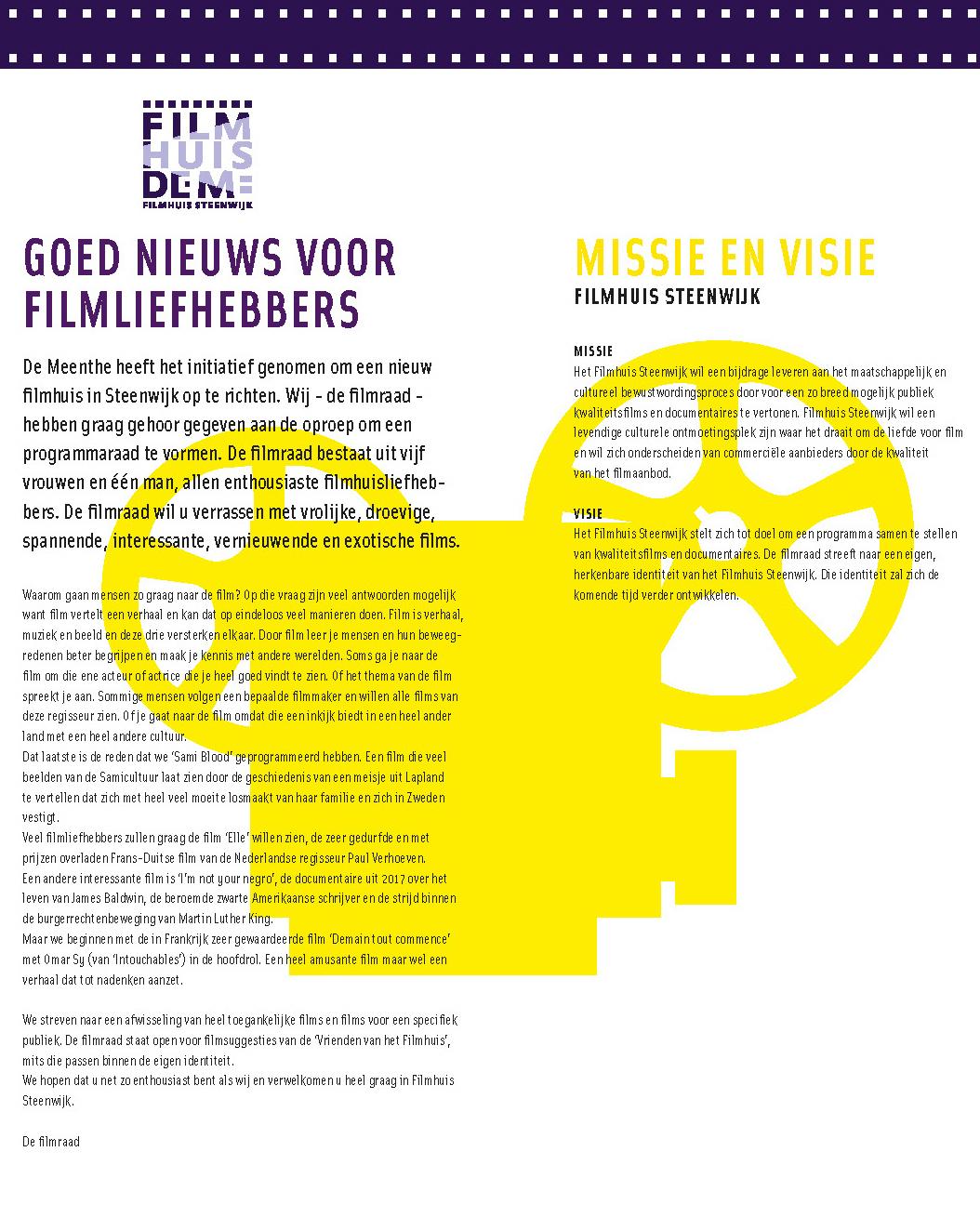 Filmhuis Steenwijk